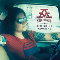 Signed Albums VINYL - Signed Ashley McBryde - Girl Going Nowhere