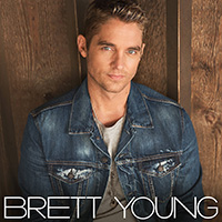 Signed Albums CD - Signed Brett Young