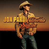 Signed Albums Cd - Signed Jon Pardi - California Sunrise