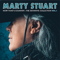 Signed Albums CD - Signed Marty Stuart - Now That's Country! - The Definitive Collection Vol 1.