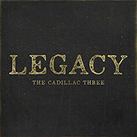Signed Albums The Cadillac Three - Legacy