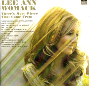 Lee Ann Womack There's More Where That Came From