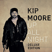 Signed Albums CD - Signed Kip Moore - Up All Night (Deluxe Edition)