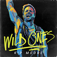 Signed Albums Kip Moore - Wild Ones