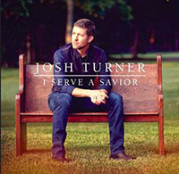 Signed Albums CD - Signed Josh Turner - I Serve A Savior